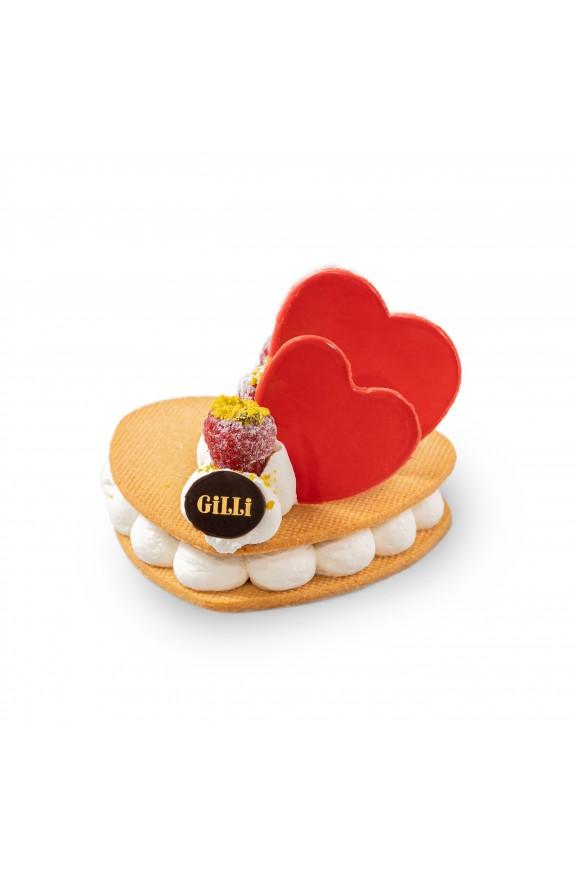 Torta cuore di frolla | Caffè Gilli Firenze | E-Shop