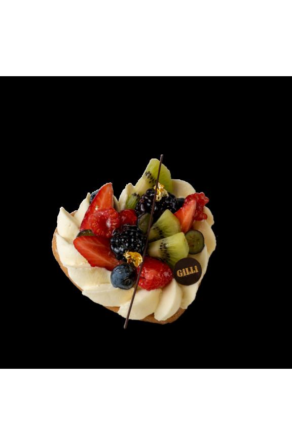 Cuor di frolla con frutta fresca | Caffè Gilli Firenze | E-Shop