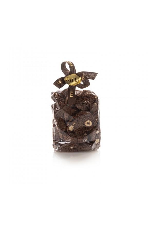 Biscotti di Prato nocciole e cioccolato | Caffè Gilli Firenze |