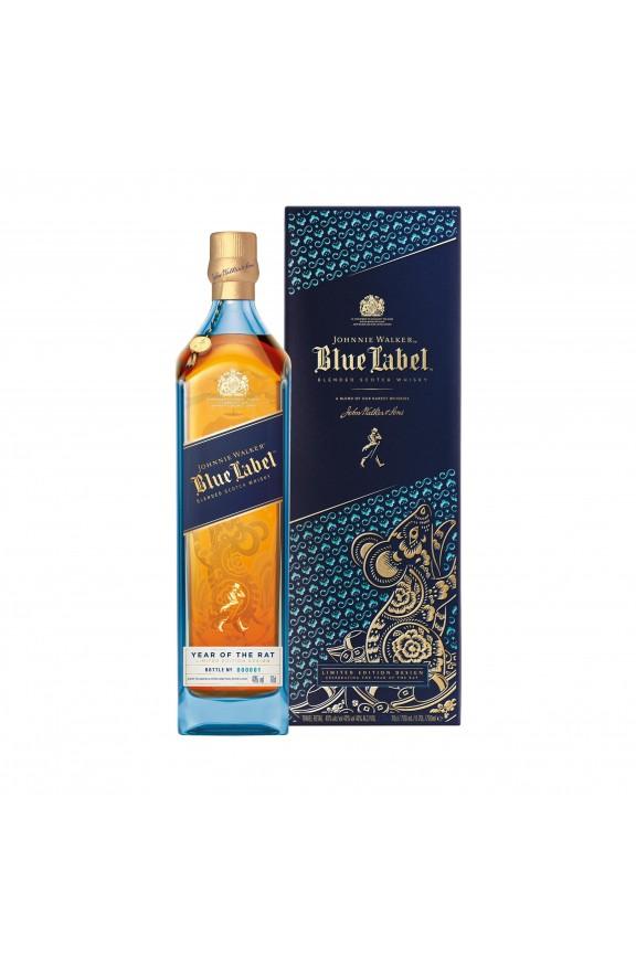 JOHNNIE WALKER BLUE LABEL SPECIAL RAT EDITION | Caffè Gilli