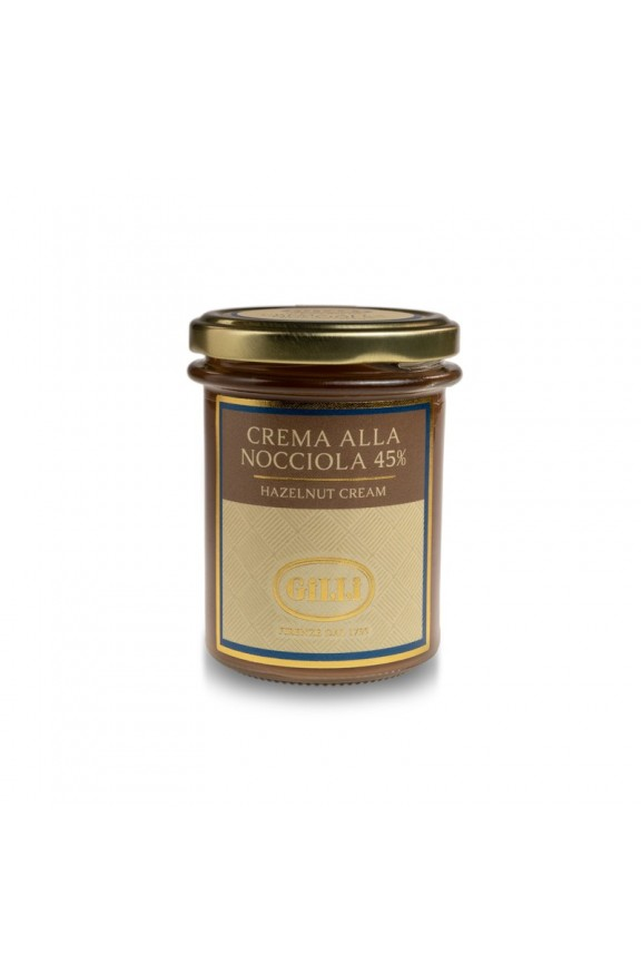 Crema Gilli nocciola 45% | Caffè Gilli Firenze | E-Shop